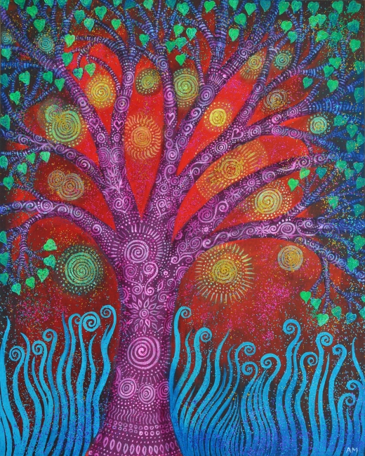 The Mystic Tree