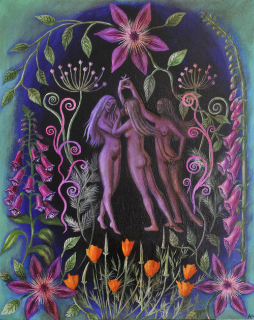 Three graces (4)
