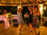 Dancing at the cortijo